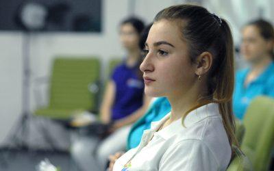 """Міжнародна конференція """"Підтримка голосу медсестер Вірменії, Грузії та України""""."""